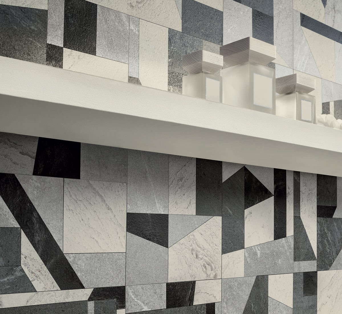 inner by caesar ceramiche gcthomas. Black Bedroom Furniture Sets. Home Design Ideas
